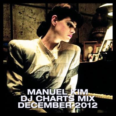 Manuel Kim - DJ Charts 2012-12