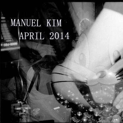 Manuel Kim - DJ Mix 2014-04